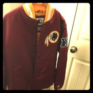 Redskins exclusive starter jacket
